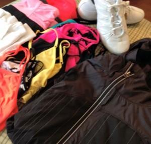 Misc workoutwear