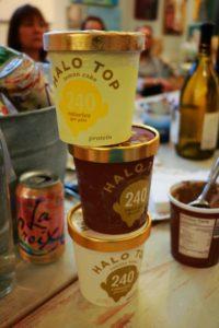 Halo Top Ice Cream Photo by Chantal Kellerd