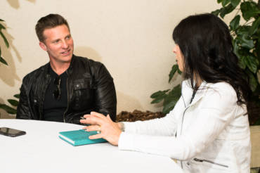 What I Learned About Passion and Protein from Actor Steve Burton…