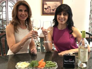 Fun Time With FitVine Wine! A Review by Charlene Bazarian & Nancy Hughes