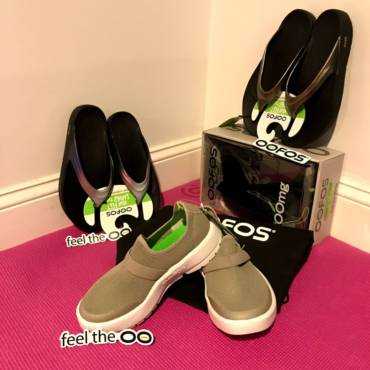 OOfos Footwear Review