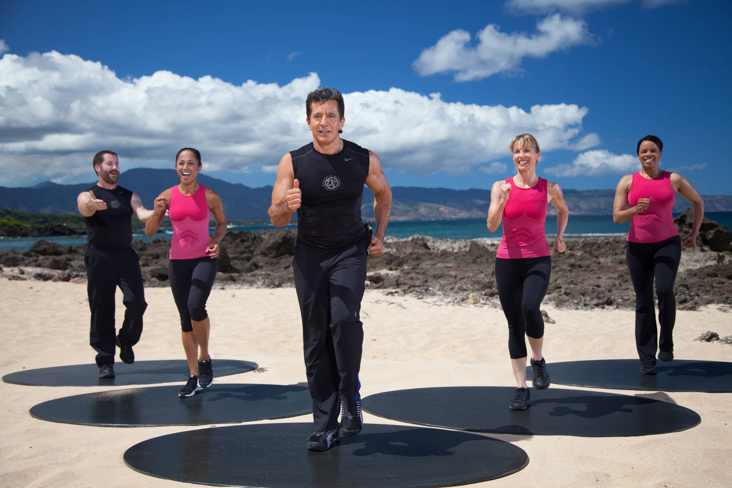Fitness Success While Stuck Inside?  Top Fitness Trainers Show Us There's No Place Like Home!