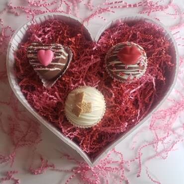 Valentine's Hot Cocoa Bombs Recipe