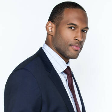 Interview: The Bold and The Beautiful's Lawrence Saint-Victor