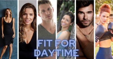 Put Some Fitness in Your Daytime:  Some Tips from Your Favorite Soap Stars!